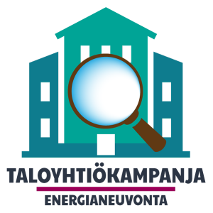 Energianeuvonnan taloyhtiökampanjan tunnus